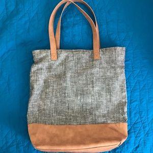 EUC Merona Tote Bag